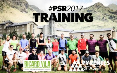 Entrenament PSR2017 amb Ricard Vila