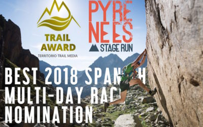 Territorio Trail Awards Nomination