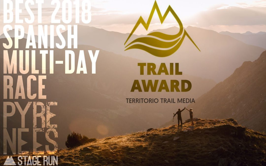 Ganadores a mejor carrera por etapas por Territorio Trail Media