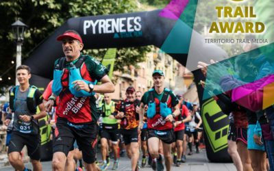 Nominats de nou als Trail Awards Territorio Trail Media